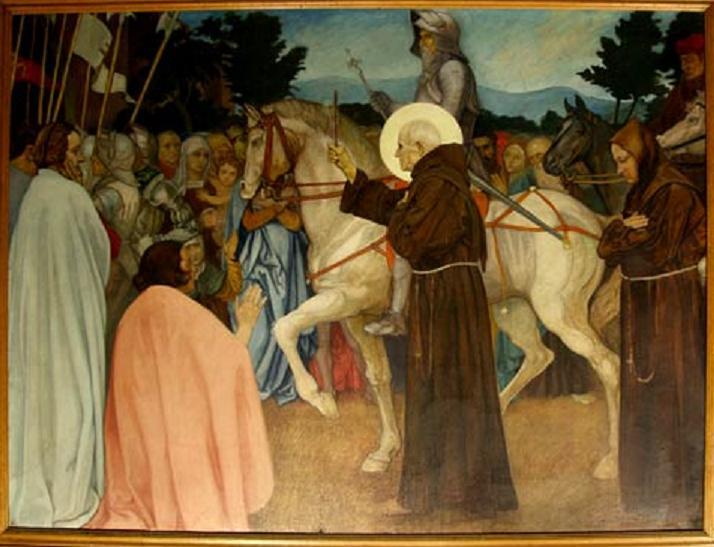 Fête du 28 novembre : Saint Jacques de M