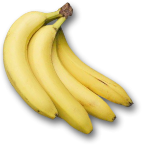 Le fruit banane