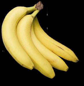 Le fruit banane