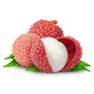 Le fruit litchi