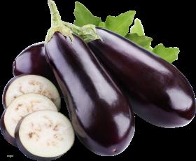 Le légume aubergine