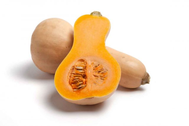 butternut pumpkin nutritional information