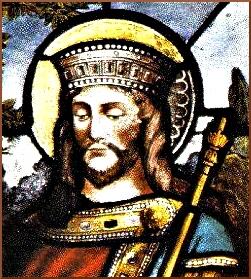 Saint Dagobert