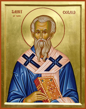 Saint Gérald