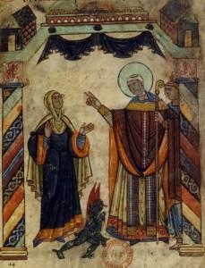 Le saint du jour: Saint Aubin