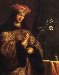 Fête du 04 Mars : Saint Casimir