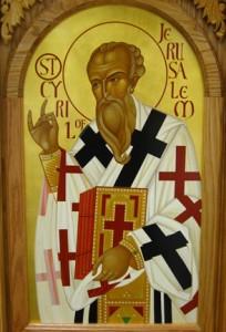 Fête du 18 Mars : Saint Cyrille