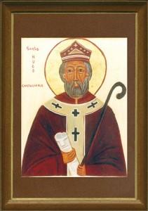 Fête du 01 Avril : Saint Hugues
