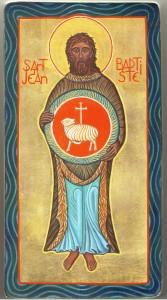 Fête du 07 Avril : Saint Jean-Baptiste