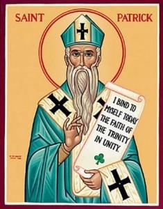 Fête du 17 Mars : Saint Patrice