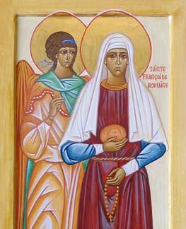 Fête du 09 Mars : Sainte Françoise