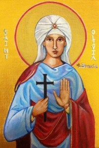 Fête du 05 Mars : Sainte Olive