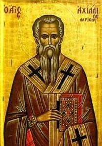 Fête du 12 Mai : Saint Achille