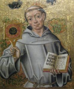 Fête du 20 Mai : Saint Bernardin