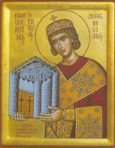 Fête du 21 Mai : Saint Constantin