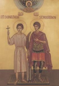 Fête du 24 Mai : Saint Donatien