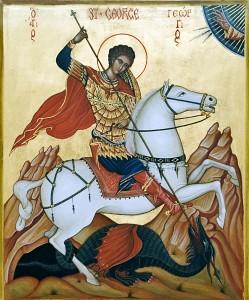 Fête du 23 Avril : Saint Georges
