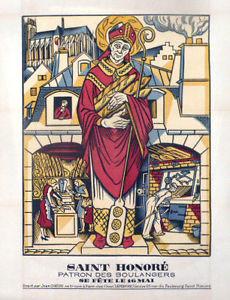 Fête du 16 Mai : Saint Honoré