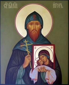 Fête du 05 Juin : saint Igor