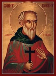 Fête du 30 Avril : Saint Robert