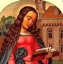Fête du 19 Avril : Sainte Emma