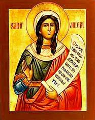 Fête du 05 Mai : Sainte Judith
