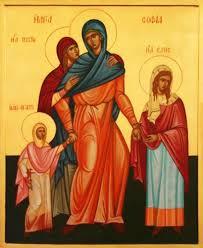 Fête du 25 Mai : Sainte Sophie