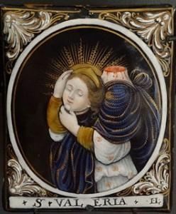 Fête du 28 Avril : Sainte Valérie