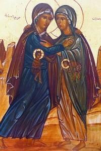 Fête du 31 Mai : Visitation de la Vierge Marie