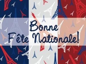 Fête du 14 Juillet : Fête Nationale
