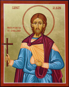 Fête du 21 Juin : saint Alban