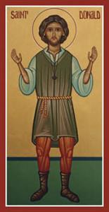 Fête du 15 Juillet : saint Donald