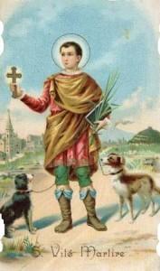 Fête du 12 Juin : saint Guy