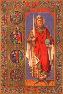 Fête du 13 Juillet : saint Henri