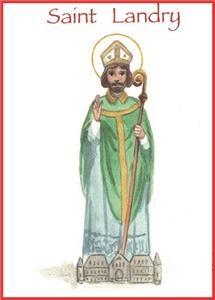 Fête du 10 Juin : saint Landry