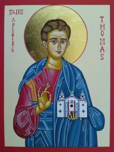 Fête du 03 Juillet : saint Thomas