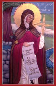 Fête du 23 Juillet : sainte Brigitte
