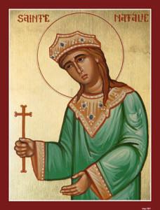Fête du 27 Juillet : sainte Nathalie