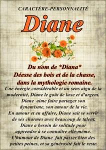 Fête du 09 Juin : sainte Diane