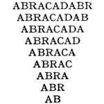 superstition et abracadabra