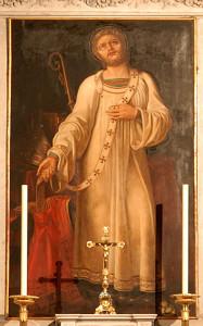 Fête du 14 octobre : saint Juste