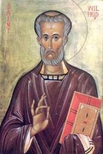 Fête du 12 octobre : saint Wilfried