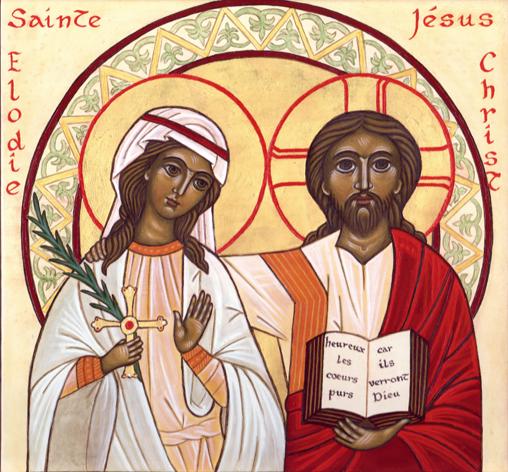 Fête du 22 octobre : sainte Elodie