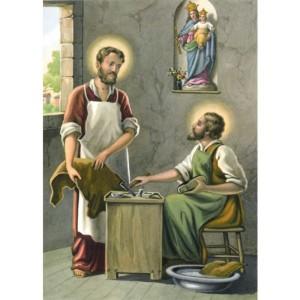 Fête du 25 octobre : saint Crépin