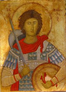 Fête du 26 octobre : saint Dimitri