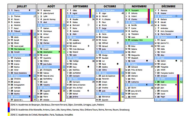calendrier-agenda-ephemeride-2017
